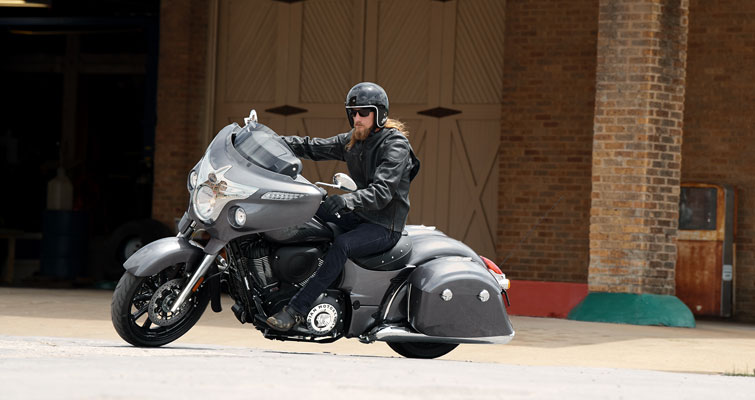 Indian® Chieftain® - 119 FT-LB DE TORQUE