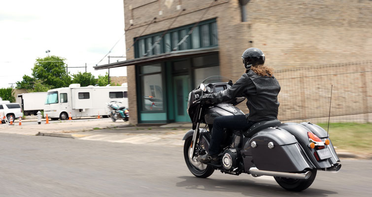 Indian® Chieftain® - CONTROL DE CRUCERO