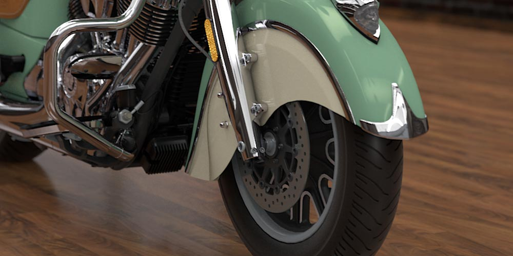 Indian® Roadmaster™ Classic - FRENOS ABS