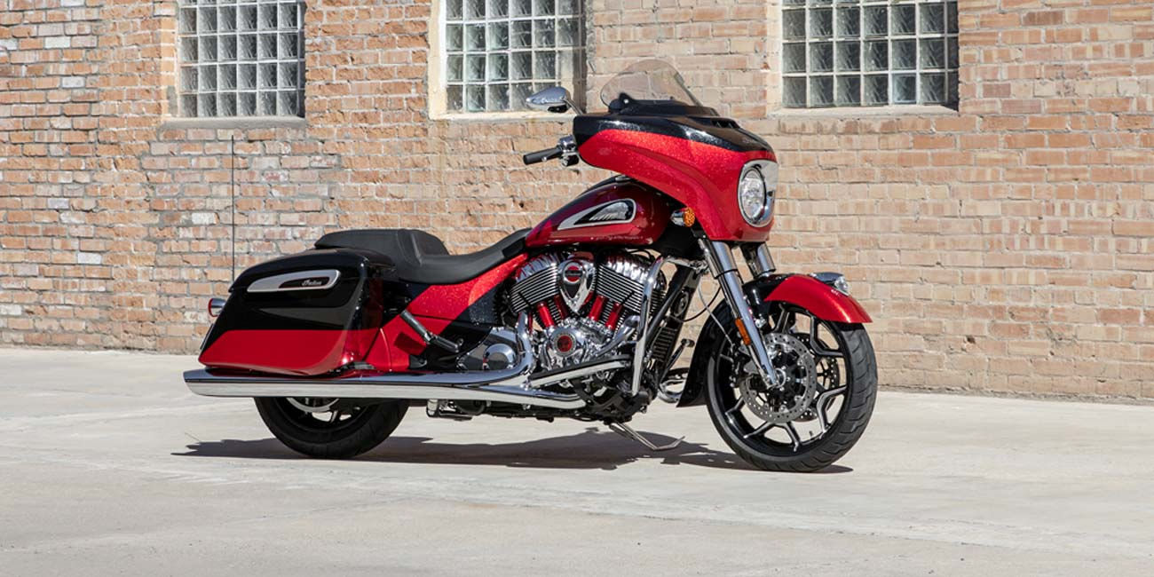 Indian® Chieftain® Elite